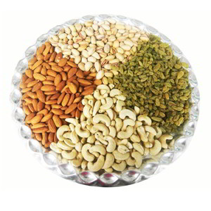 Premium Quality Dry Fruit Platter - 500 gm