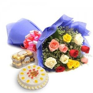 Sweet Happy Birthday Gift Hamper