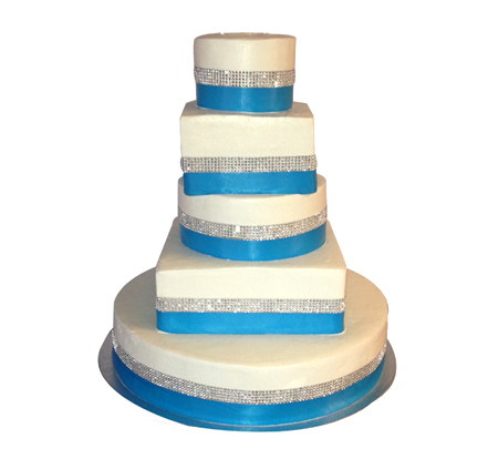 Grand Wedding Cake -10 Kg