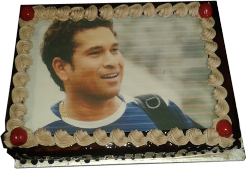 1kg Photo on Cake